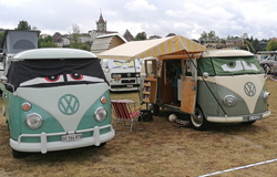 VW Bus Party